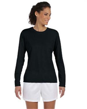 Gildan G424L - Performance Ladies' 4.5 oz. Long-Sleeve T-Shirt