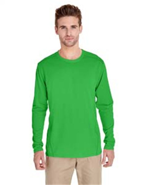 Gildan G474 - Adult Tech Long Sleeve Tee Shirt