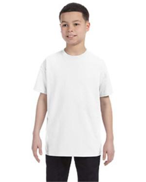 Gildan G500B Youth  5.3 oz. Heavy Cotton T
