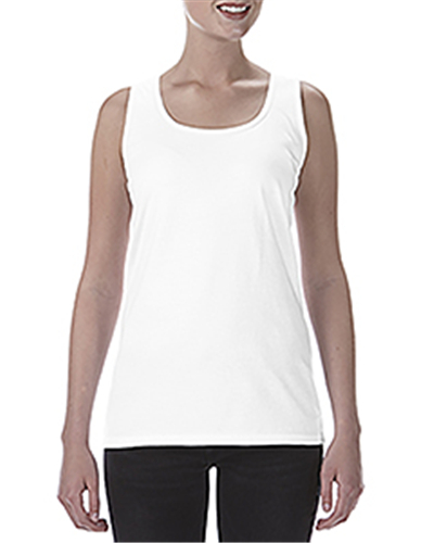 Gildan G645RL - Ladies' Softstyle® 4.5 oz Racerback Tank