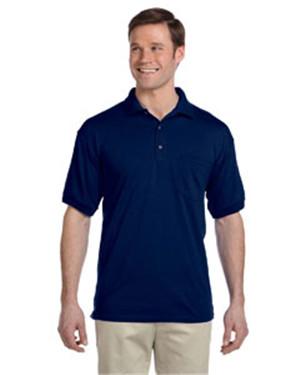 Gildan G890 5.6 oz. DryBlend50/50 Jersey Polo with Pocket