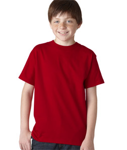 Hanes® 5380 Youth Beefy-T® Born to Be Worn 100% Cotton T-Shirt