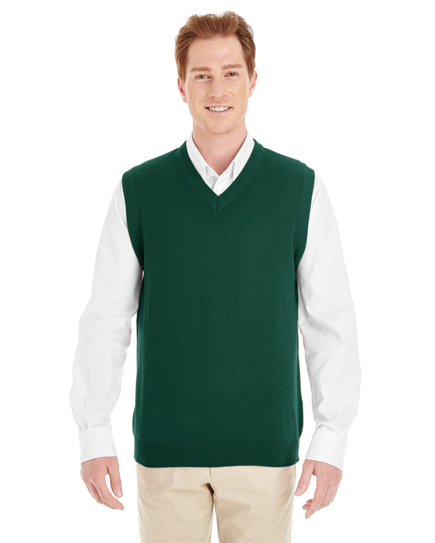 Harriton M415 - Men's Pilbloc™ V-Neck Sweater Vest