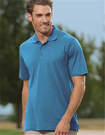 IZOD 13Z0062 Ultra-Wicking Pima Cool Sport Shirt