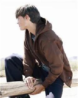 J. America 8821 Premium Full-Zip Hooded Sweatshirt