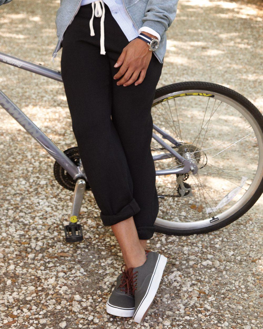 J. America 8992 Premium Open Bottom Sweatpants