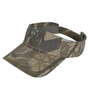 KC CAPS KC4730 - REALTREE HARDWOODS VISOR