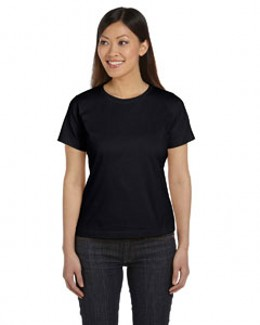 LAT 3580 Ladies Combed Ringspun T