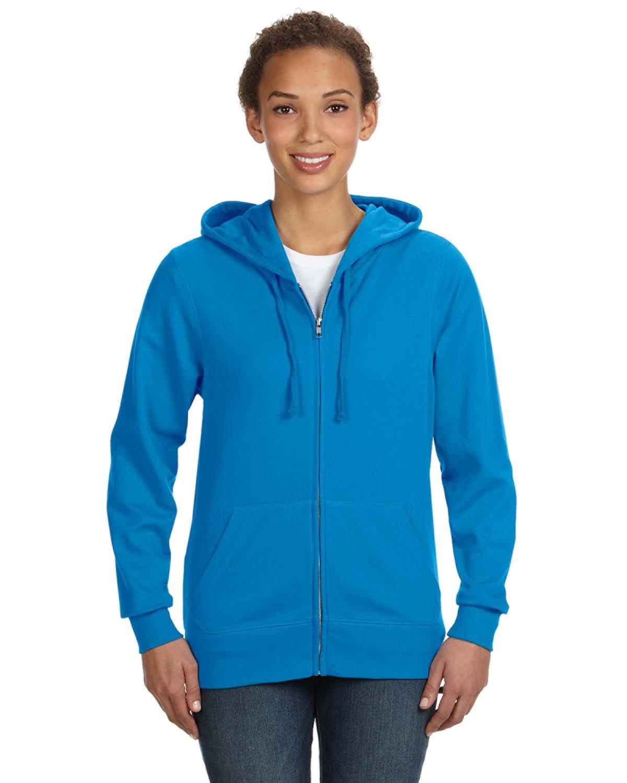 LAT - 3763 Ladies' Full-Zip Hoodie