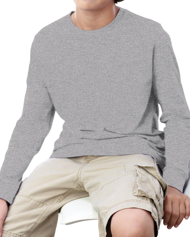 LAT Drop Ship - 6201 Youth Long-Sleeve T-Shirt