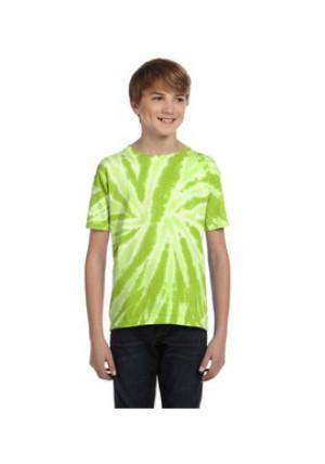 Tie-Dyed CD110Y - 5.4 oz., 100% Cotton Twist Tie-Dyedd T-Shirt