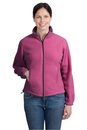 Port Authority® LP77 Ladies R-Tek® Fleece Full-Zip Jacket