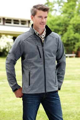 Landway 9610 - Paragon Soft Shell With Crosshatch Weave