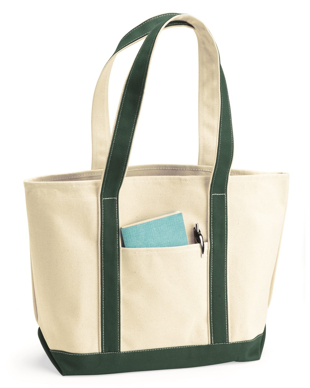 Liberty Bags 8871-16 Ounce Cotton Canvas Tote