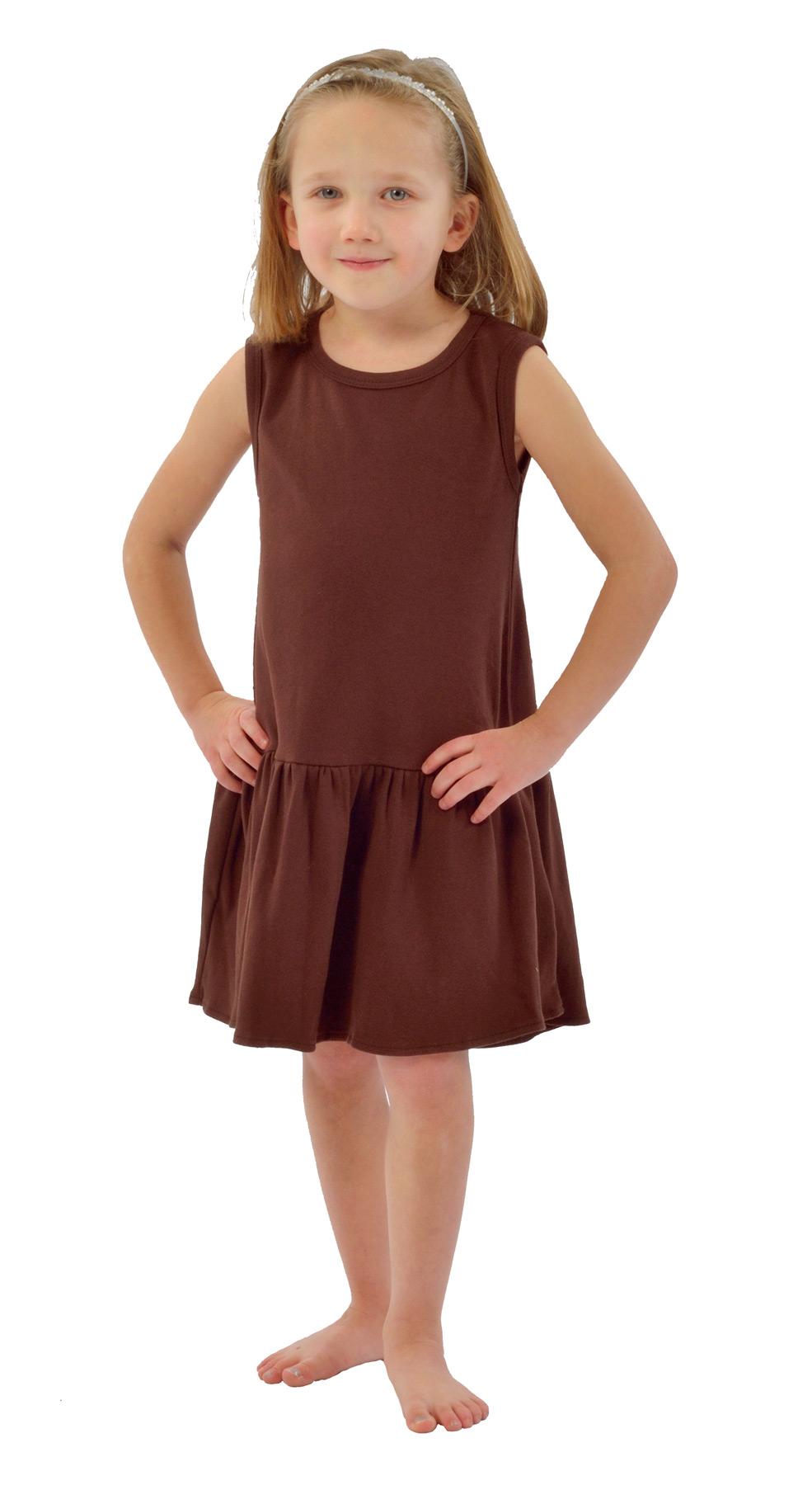 Monag 400104 - Interlock Sleeveless Pleated Dress