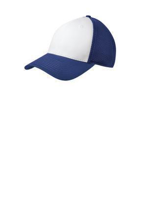 New Era® NE204 Snapback Contrast Front Mesh Cap