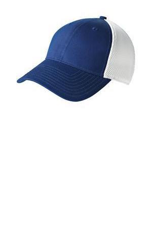 New Era® NE302 Youth Stretch Mesh Cap
