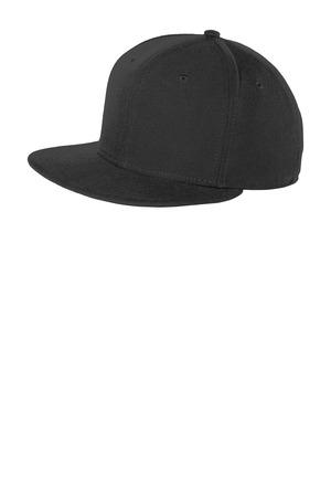 New Era® NE402 - Original Fit Flat Bill Snapback Cap