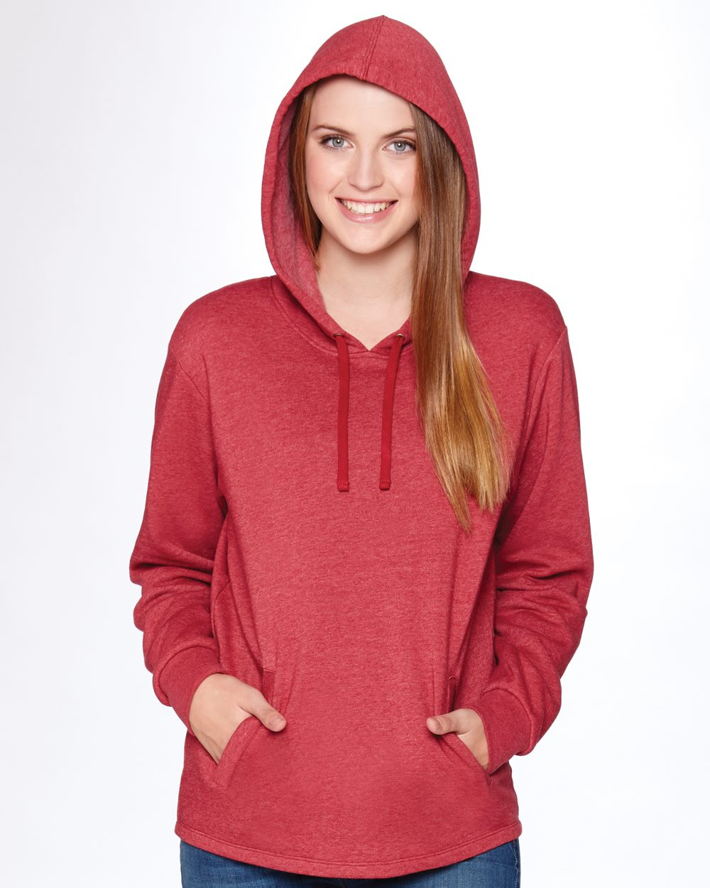 Next Level 9300 - Unisex PCH Hooded Pullover Sweatshirt
