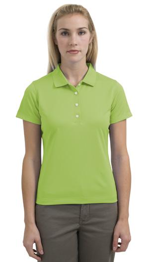 Nike Golf 203697 Ladies Tech Basic Dri-FIT Polo