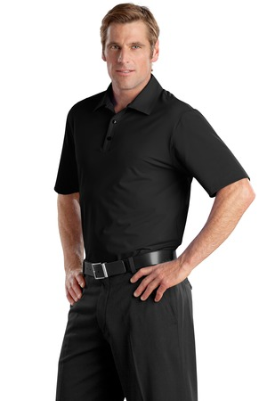 Nike Golf 429439 Elite Series Dri-FIT Ottoman Bonded Polo