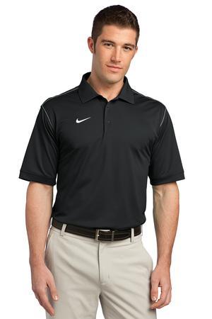 Nike Golf 443119 Dri-FIT Sport Swoosh Pique Polo