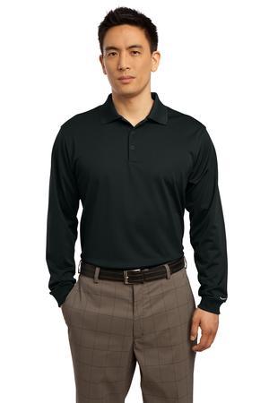 Nike Golf 466364 Long Sleeve Dri-FIT Stretch Tech Polo