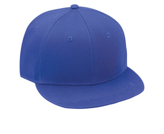 OttoFlip superior cotton twill flat to flip visor snapback solid color six panel pro style caps
