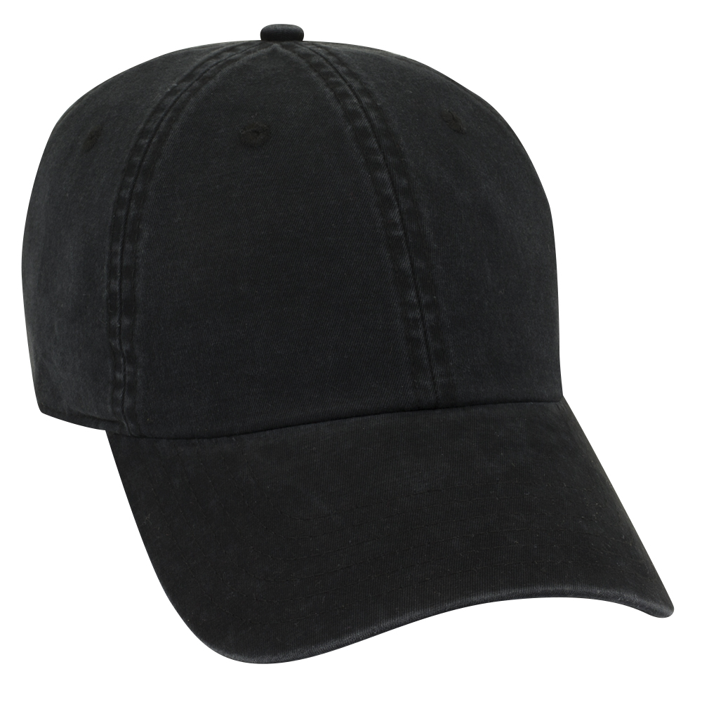 OTTOCAP 18-1220 GARMENT WASHED LIGHTWEIGHT COMBED COTTON TWILL LOW PROFILE STYLE CAPS