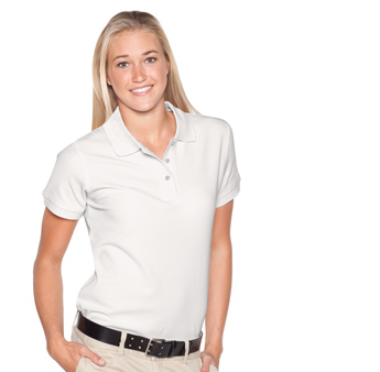 Ladies' 7.0 oz. Premium Pique Knit Sport Shirts