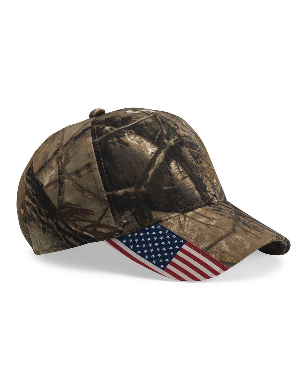 Outdoor Cap CWF305 Cap with Flag