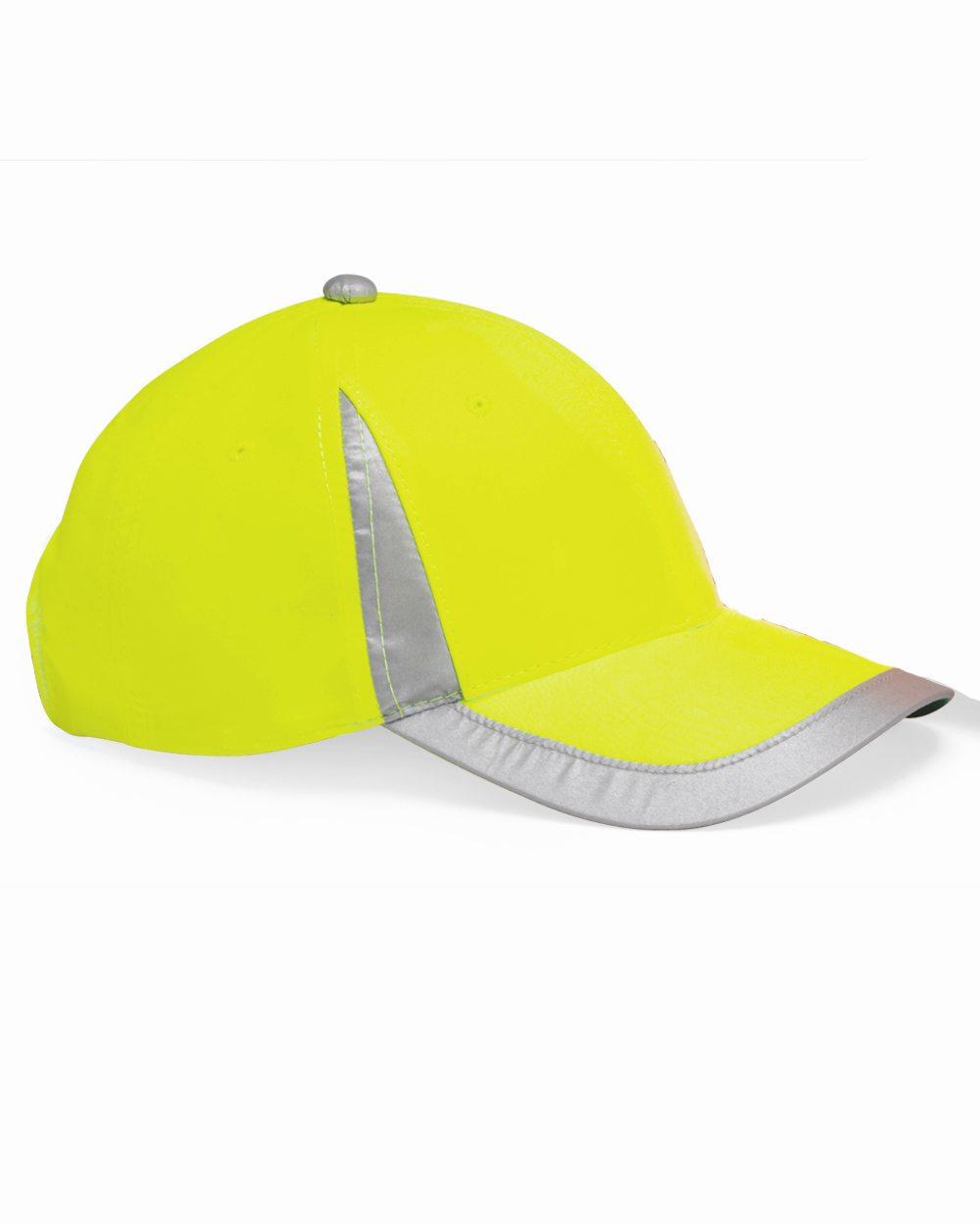 Outdoor Cap SAF100 Safety V Crown Cap