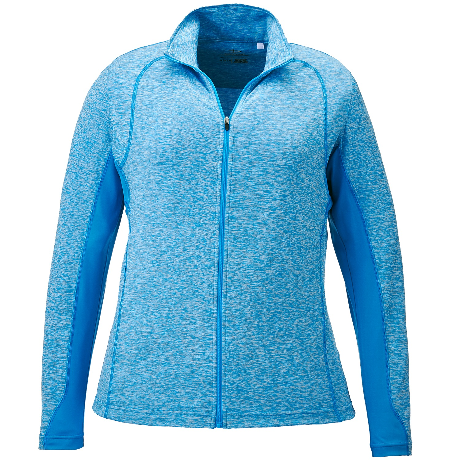 Page & Tuttle P3016 - Women's Heather Colorblock Full-...