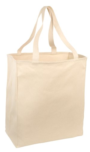 Port & Company® B110 - Over-the-Shoulder Grocery Tote