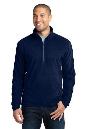Port Authority® F224 Microfleece 1/2-Zip Pullover