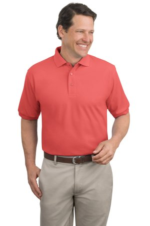 Port Authority® K500 Silk Touch™ Polo