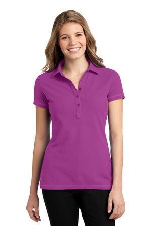 Port Authority L559 Ladies Modern Stain-Resistant Polo