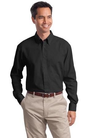 Port Authority® S632 Long Sleeve Value Poplin Shirt
