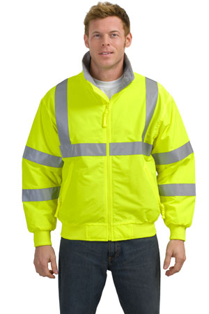 Port Authority® SRJ754 Enhanced Visibility Challenger™ Jacket with Reflective Taping