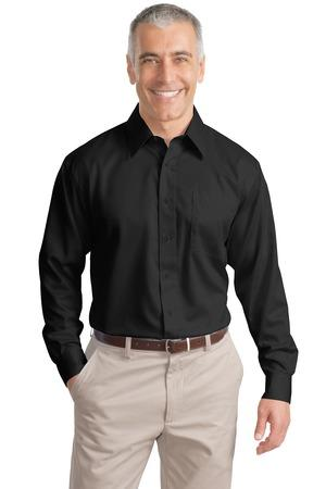 Port Authority® TLS638 - Tall Long Sleeve Non-Iron Twill Shirt