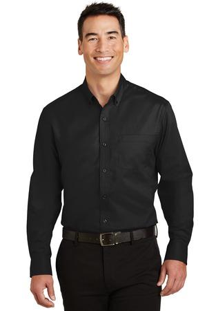 Port Authority TS663 - Men's Shirt Tall SuperPro Twill Shirt