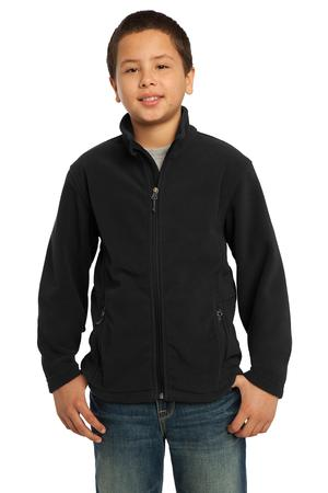 Port Authority® Y217 Youth Value Fleece Jacket