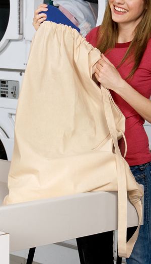 Port & Company® B085 Laundry Bag
