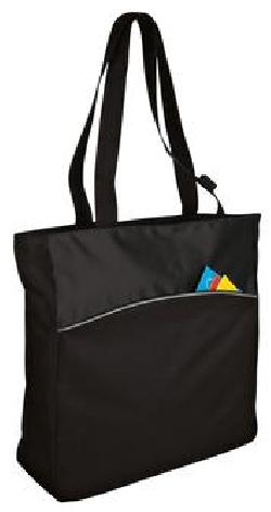 Port & Company® B1510 Improved Two-Tone Colorblock Tote