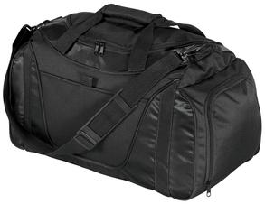 Port & Company® BG1040 Improved Two-Tone Small Duffel