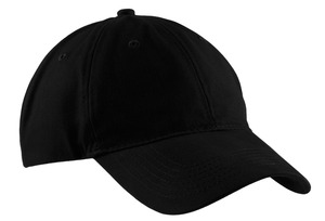 Port & Company® CP77 Brushed Twill Low Profile Cap