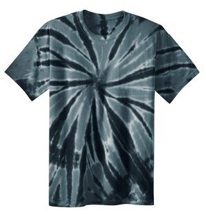 Port & Company® PC147Y Youth Essential Tie-Dye Tee