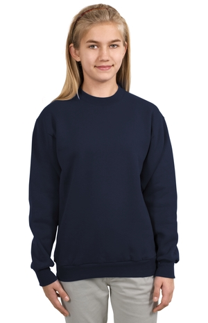 Port & Company® PC90Y Youth Crewneck Sweatshirt