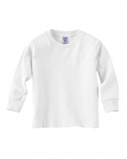 Rabbit Skins 3311 Toddler Long Sleeve T-Shirt