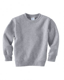 Rabbit Skins 3317 Toddler/Juvy Crewneck Sweatshirt